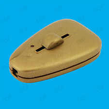 Gold In line Lighting Lamp Dimmer Switch Slider  40W - 160W; 220V - 240V