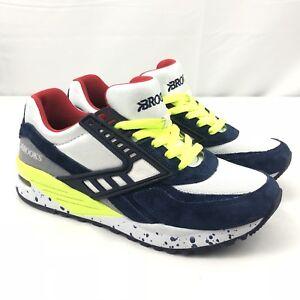 4891c07ea1c Brooks Mens City Regent Running Sneaker Size 7.5 Peacoat True Red ...