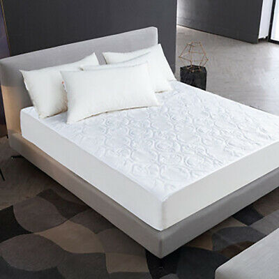 Satin Faux Silk Fitted Sheets Twin Full Queen King Bed Mattress Cover Ultra Soft