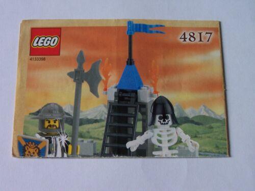 Instruction Nr 4817 LEGO® Bauanleitung