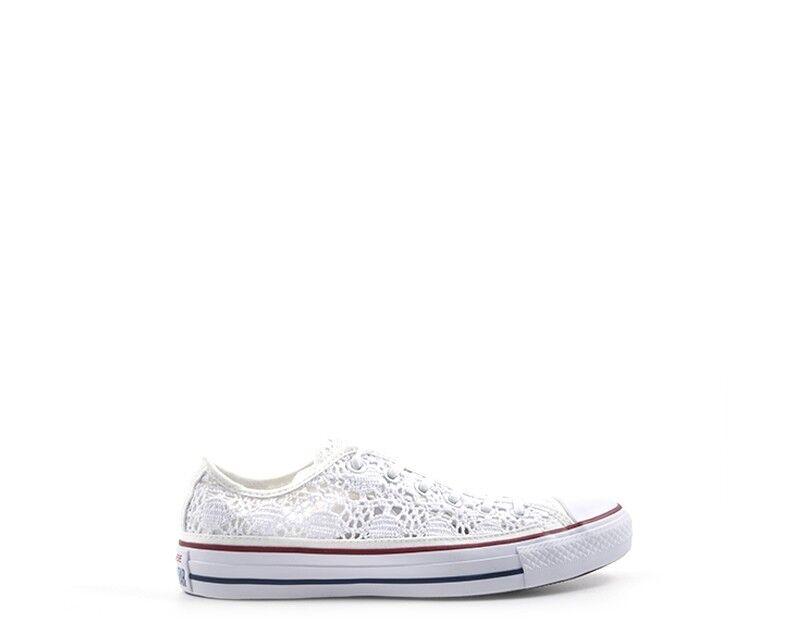 shoes CONVERSE women Sneakers Trendy  BIANCO Tessuto 549314C-D