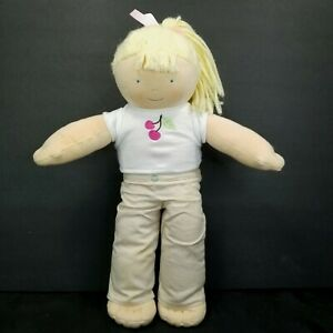 Pottery Barn Sophie Doll Shirt Pants 127 Plush Stuffed