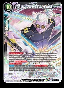 BT3-118 SPR entouré de mystère ♦Dragon Ball Super♦ Fu VF