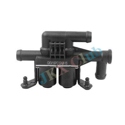 Loovey New Heater Control Valve OEM 64119310349 Fits For BMW E87 E46 528 535 550 640