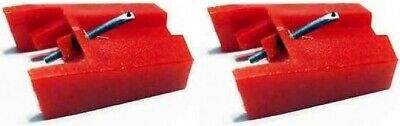 TEAC STL-122 2 Replacement Needles for TN-100//TN-200 turntable AUTHORIZED-DEALER