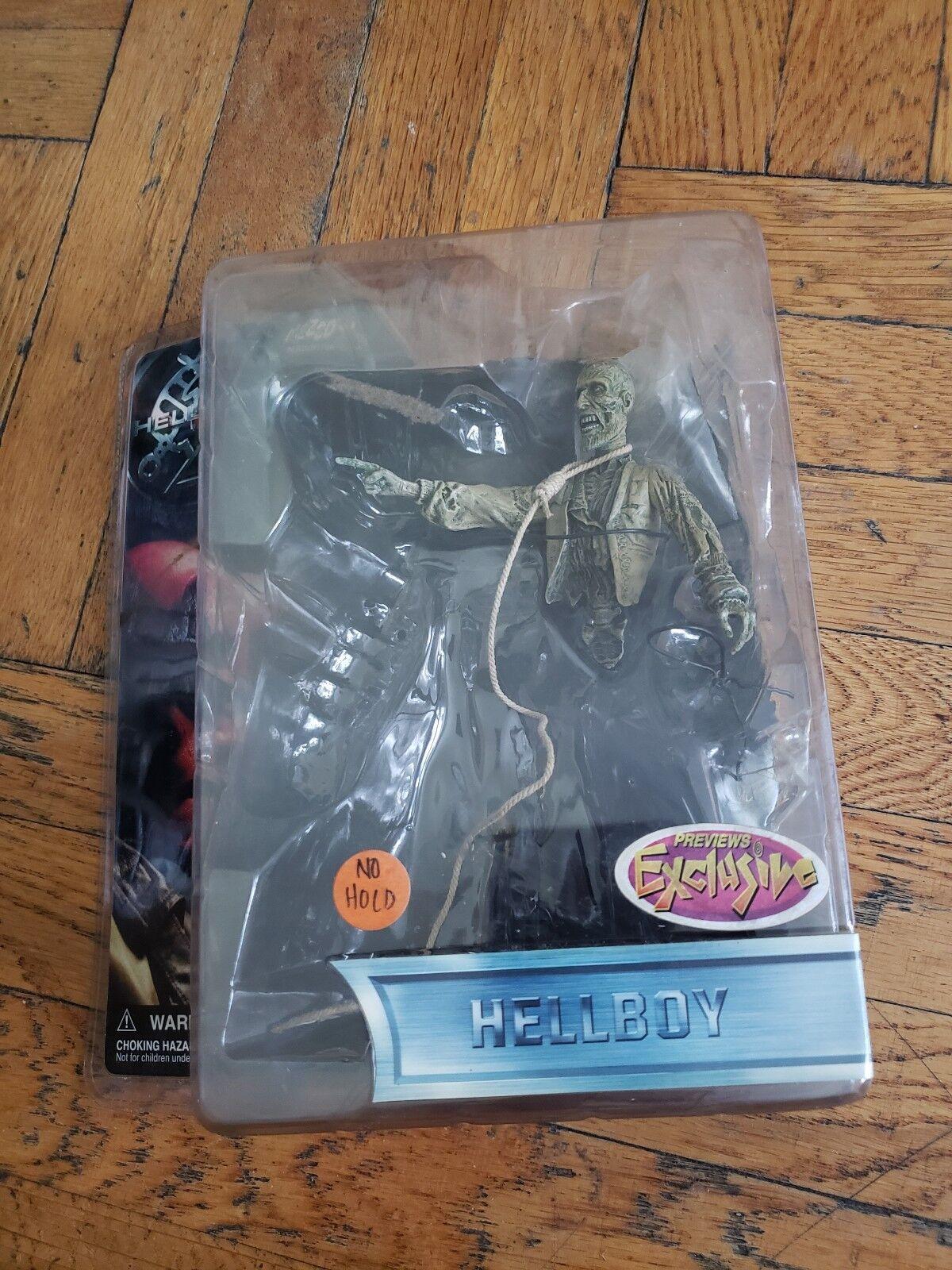Mezco - Hellboy - 2004 HELLBOY parts only