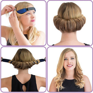 Pleasing Glamwaves Roller Night Hair Band For Effortless Sleek Waves Schematic Wiring Diagrams Amerangerunnerswayorg
