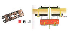 Peco PL-9 Mounting Plates for PL-10 series pkg of 5