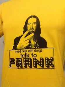 Frank-Gallagher-Shameless-TALK-TO-FRANK-Drugs-funny-T-Shirt-Men-Ladies