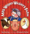 Mrs. Wishy-Washy's Farm by Joy Cowley (Paperback / softback)