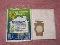 Kirby Allergen Universal Vacuum Bags 2 Pack G3 Thru Sentria Ii 205811 Vacuum Cleaner Accessories