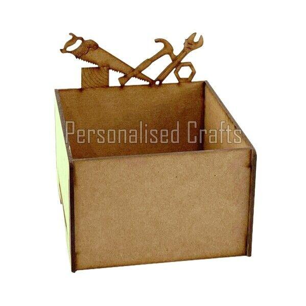 Padres día Cesta de Regalo Chocolate tratar caja contiene Chocolate & Dulces