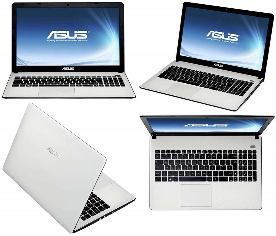 Asus X501A, Intel Core i3-2350M 2,3 GHz, 4 GB ram