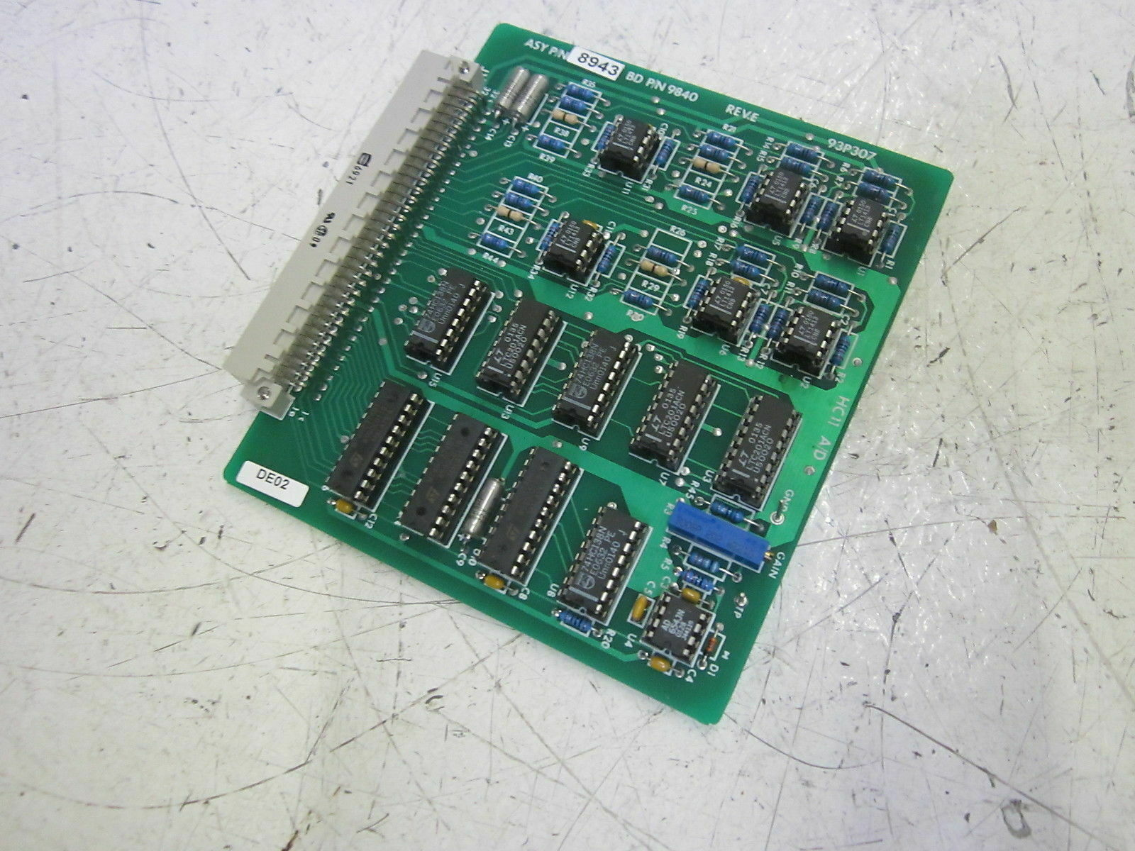 9840 REV.E PC BOARD USED
