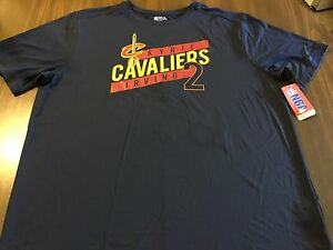 CLEVELAND CAVALIERS NBA   2 KYRIE IRVING TX3 COOL JERSEY SHIRT BY ... ccfff7ccc