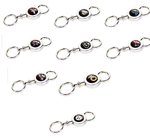 NFL-Teams-3-inch-Quick-Release-Key-Chain-Keychain