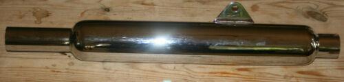 BSA B31 B33 EXHAUST SILENCER SWINGING ARM 1954-57 42-2970