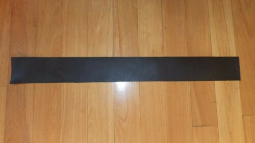 wallet strop band BROWN Kangaroo skin leather VEG TANNED 1 @ 600 x 75 mm rolled