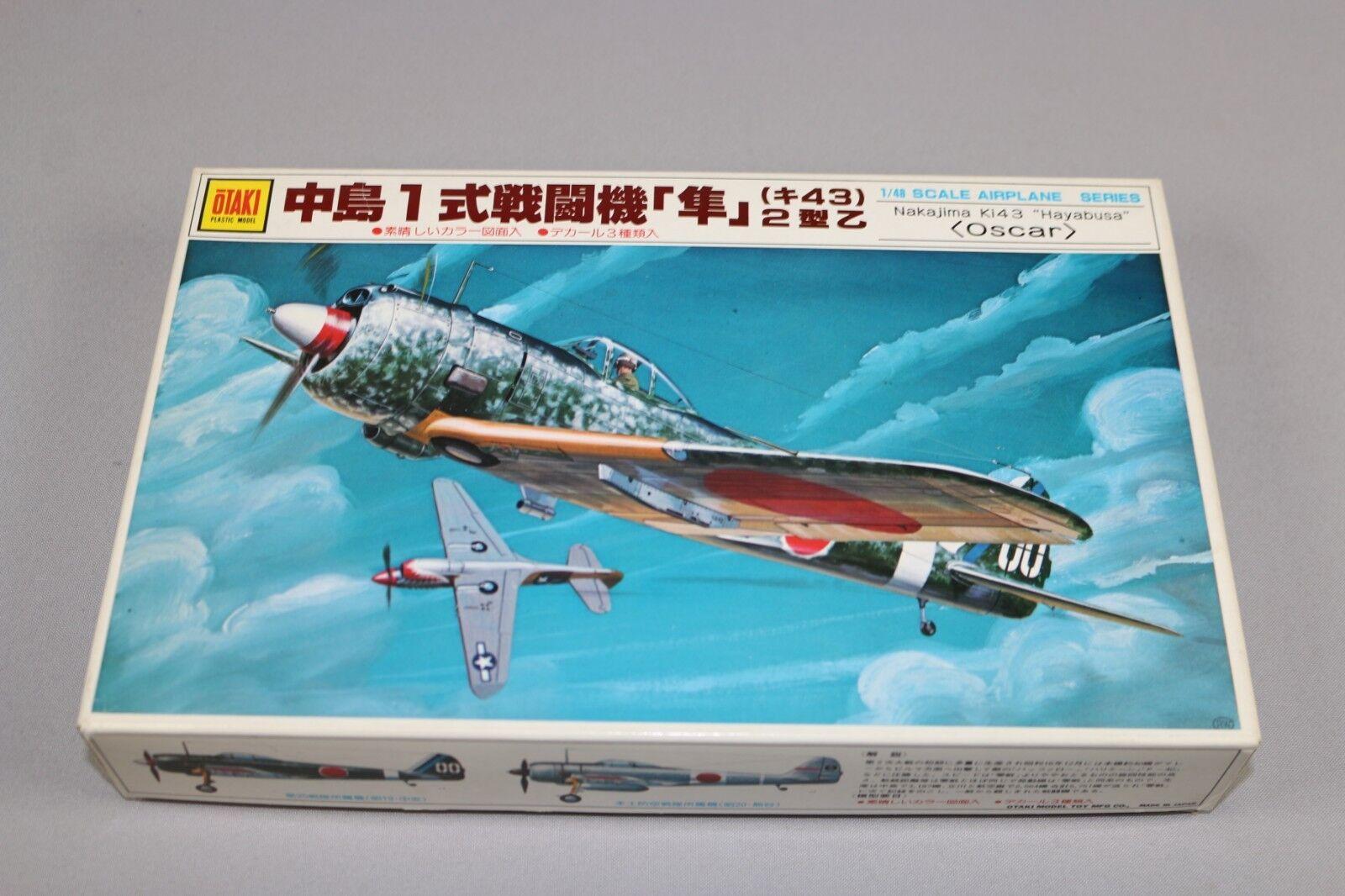 ZF605 Otaki 1 48 maquette avion 2 OT2-5-500 Nakajima Ki-43 Ki-43 Ki-43 Hayabus Oscar 123f6f