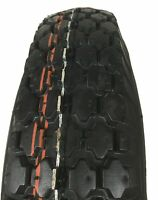2 Tires 4.80 4.00 8 Transmaster Stud S356 4 Ply 4.80x4.00-8