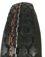 2 Tires 4.80 4.00 8 Transmaster Stud S356 4 Ply 4.80x4.00-8