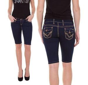 Cipo-amp-Baxx-Short-Pant-Capri-Jeans-CBW-628