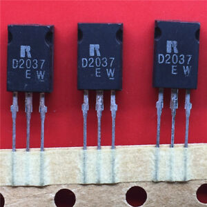 5PCS-2SD2037-TAPED-POWER-TRANSISTOR-PACKAGE-TO220