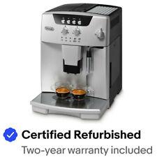 DeLonghi Magnifica Super-Automatic Espresso Machine, Silver - ESAM04110S