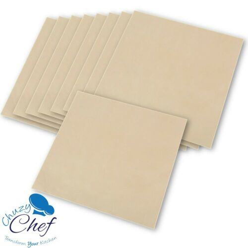 Food Dehydrator Baking Teflon Sheets Set Of 9 Premium 14 X 14 Nonstick Teflon