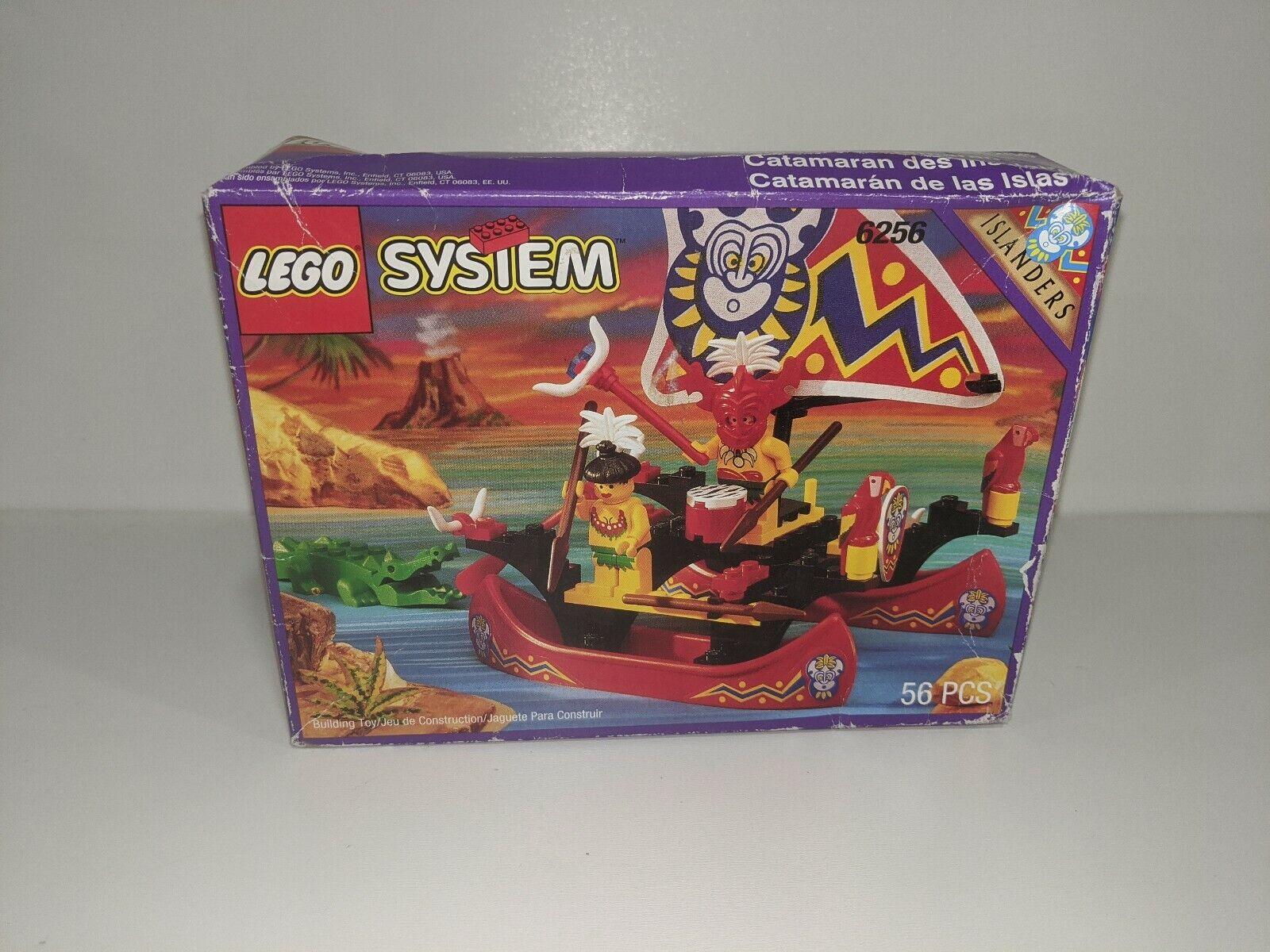 Lego Pirates  6256 Islander Catamaran Sealed Box