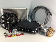 A/C KIT UNIVERSAL UNDER DASH EVAPORATOR COMPRESSOR KIT AIR CONDITIONER 432-1 12V