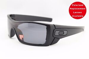 Image is loading Oakley-BATWOLF-9101-04-Polarized-Sports-Surfing-Running- 1d25e004fc