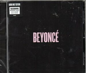 Beyonce-Self-Titled-CD-Brand-New-Still-Sealed