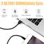 miniature 10 - 5X Wholesale Bulk USB Type C Cable 10 Ft Lot For Samsung S10 S20 S8 LG Data Cord