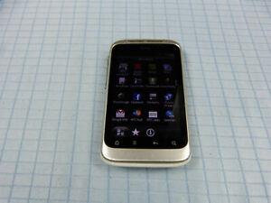 HTC Wildfire S Silber-Weiß.Gebraucht! Ohne Simlock! TOP!