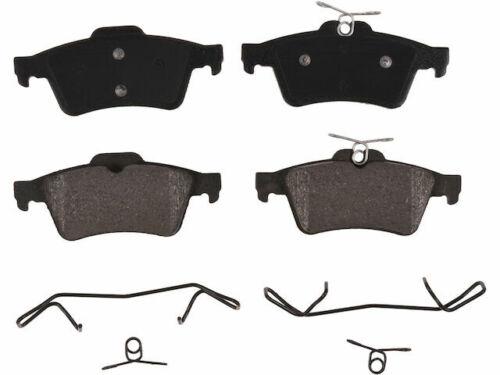 Rear Brake Pad Set M818DB for 93 93X 2004 2005 2006 2007 2008 2009 2010 2011