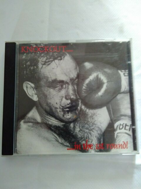 Various Artists (punk) - Knock Out...In the 1st Round (CD, 1997)
