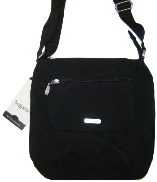 06ddeec96 baggallini Pocket Town Bagg Crossbody/shoulder/organizer Bag/purse ...
