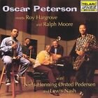 Oscar Peterson Meets Roy Hargrove and Ralph Moore by Oscar Peterson (CD, Sep-1996, Telarc Distribution)