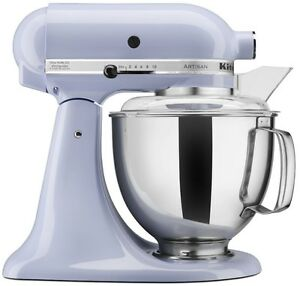 New Kitchenaid Stand Mixer Tilt 5 Quart Ksm150pslr Artisan