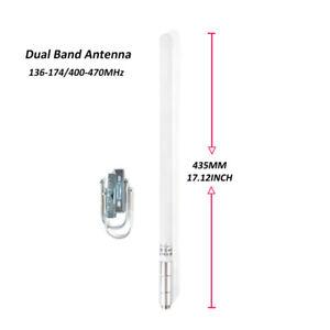 Dual-Band-VHF-UHF-2-Meter-70cm-Amateur-Ham-Radio-Base-Antenna-Mounting-Bracket