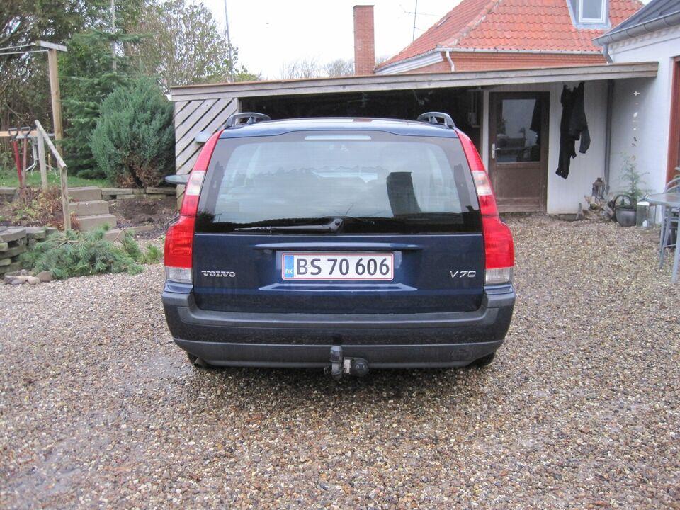 Volvo V70, 2,4 170, Benzin
