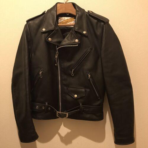 perfecto schott steerhide 618 36 double leather mo