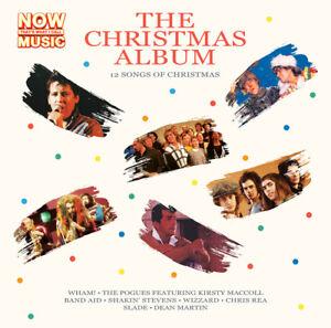 Various-Artists-The-Christmas-Album-12-Songs-of-Christmas-Vinyl-2016