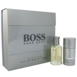Hugo Boss Boss Bottled Set 50 ml Eau de Toilette EDT & 75 ml Deostick Deo Stick