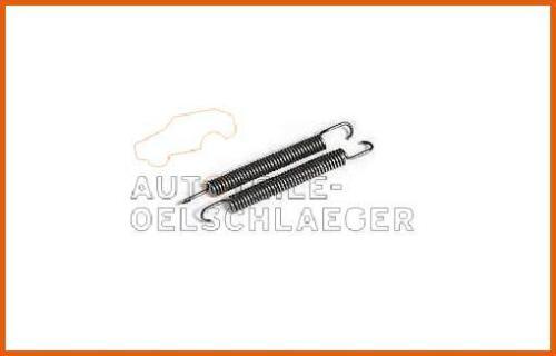 Arretierfedern Handbremse Bremsbacken Saab 9-3 9-5 900 ATO