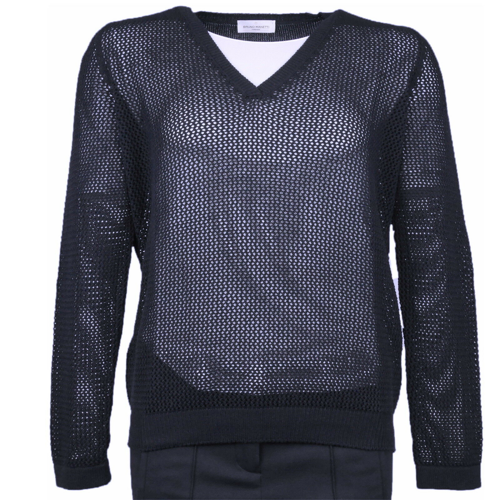 Versus VERSACE Sweater Pullover XL SHIRT Gianni Sweater VERSACE Maglione Neon Logo grigio Felpa ad923f