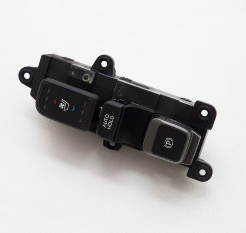Genuine Parking Brake Window Switch 1P For Hyundai Santa Fe /& XL 2013 2014 2015