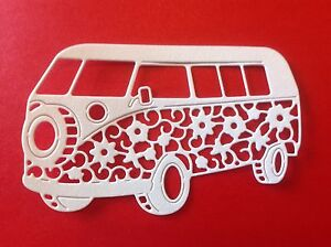 10 DIE CUT SPRING 2014 TATTERED LACE CAMPERVAN IN PEARLESCENTPLAIN MIRROR CARD - <span itemprop=availableAtOrFrom>west midlands, West Midlands, United Kingdom</span> - 10 DIE CUT SPRING 2014 TATTERED LACE CAMPERVAN IN PEARLESCENTPLAIN MIRROR CARD - west midlands, West Midlands, United Kingdom
