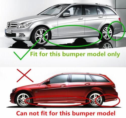 OEM Splash Guards Mud Flaps For 08-2011 Mercedes Benz C Class S204 Estate Wagon